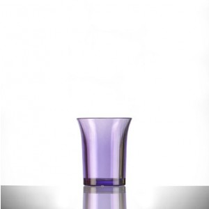 Econ Shot 25ml Neon Purple
