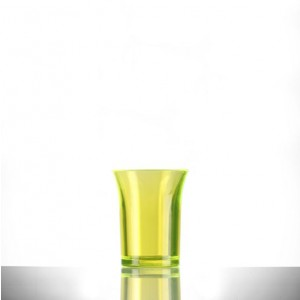 Econ Shot 25ml Neon Yellow