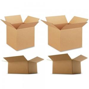 Cardboard Postal Packaging Box