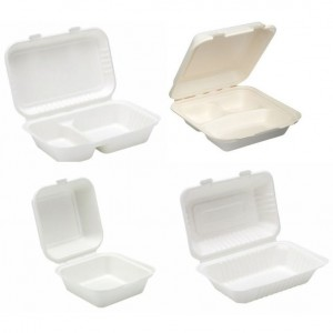 Compostable Burger & Food Boxes
