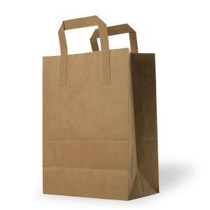 Large Brown SOS Bags