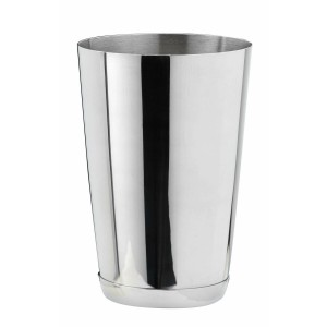16oz Mezclar Stainless Steel Boston Can
