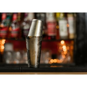 Stainless Steel 28oz/18oz Boston Cocktail Shaker