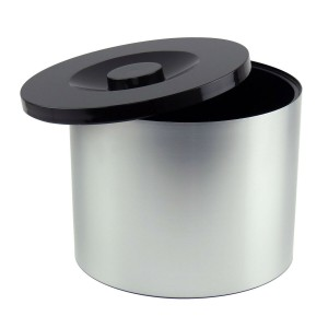 Ice Bucket Brushed Aluminium