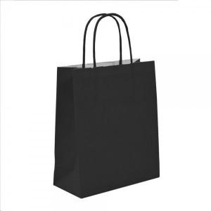 Sky Blue Paper Bags