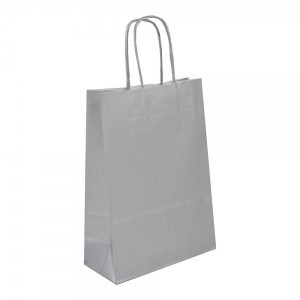 Silver Paper Bags