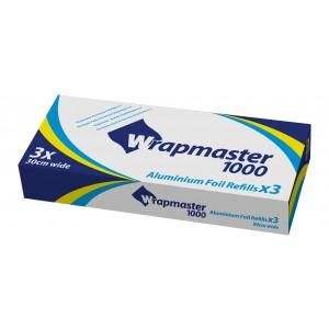 Wrapmaster 1000 Aluminium Foil