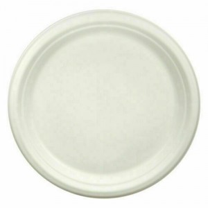 Round Bagasse Plates
