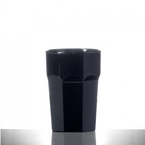 Elite remedy black shot glass