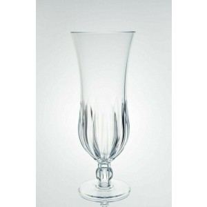 Hurricane Cocktail Crystal Polycarbonate