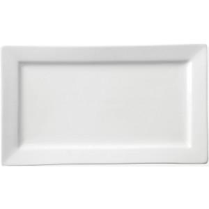 "Titan Rectangular Plate 12"" x 7"" (30 x 18cm)"