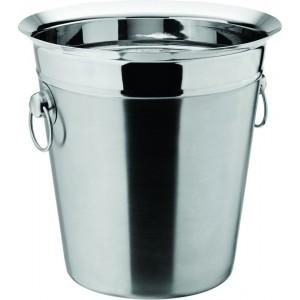 "Wine Bucket 8"" (20cm) H: 8"" (20cm)"