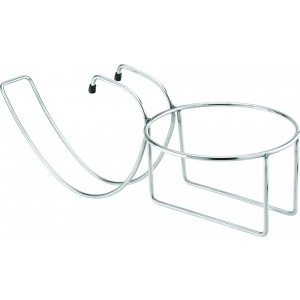 "Table Edge Wine Bucket Stand 19"" (48cm)"
