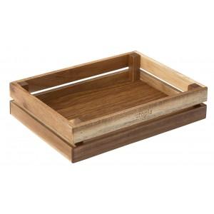 """Acacia Crate 10 x 7.5"""" (26 x 20cm)"""