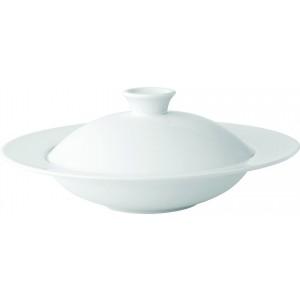 "Titan Pasta/Mussels Bowl & Lid 10.5"" (27cm) 23oz"