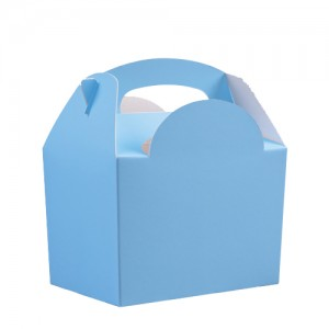 Baby Blue Party Meal Box