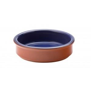 """Tapas Dark Blue Dish 4.5"""" (11.5cm)"""