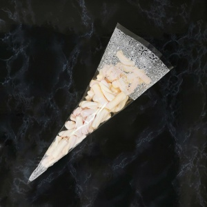 Cellophane Cone Sweet Candy Bag