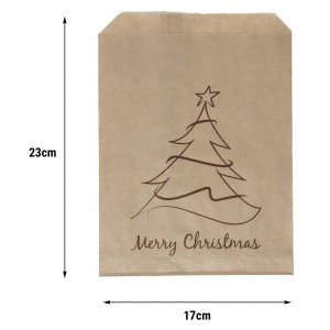 Christmas Design Paper Bags