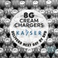 Cream Chargers Kayser