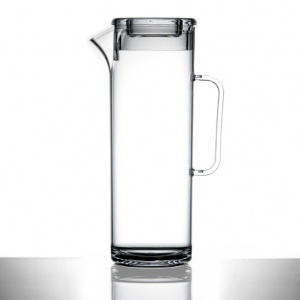 Elite 1.7 Litre Tall Jug Clear NS With Lid